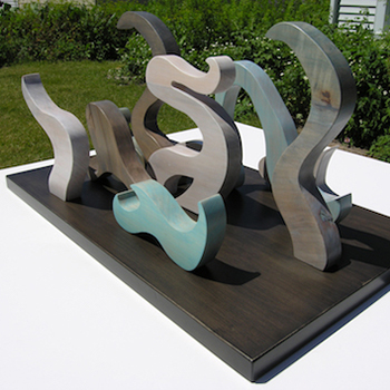 Donna Hapac Wood Sculptures Gallery